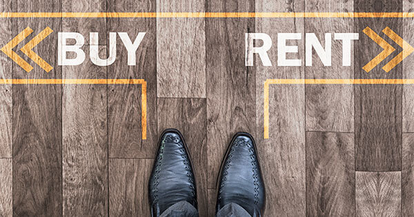 The TRUTH Behind the RENT vs. BUY Debate